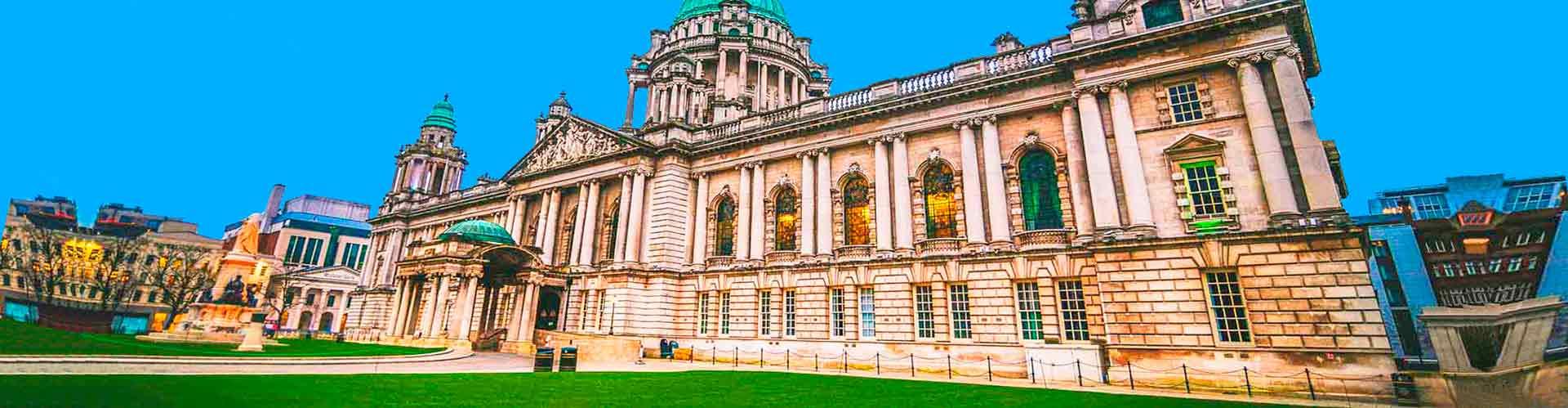 free tour Belfast