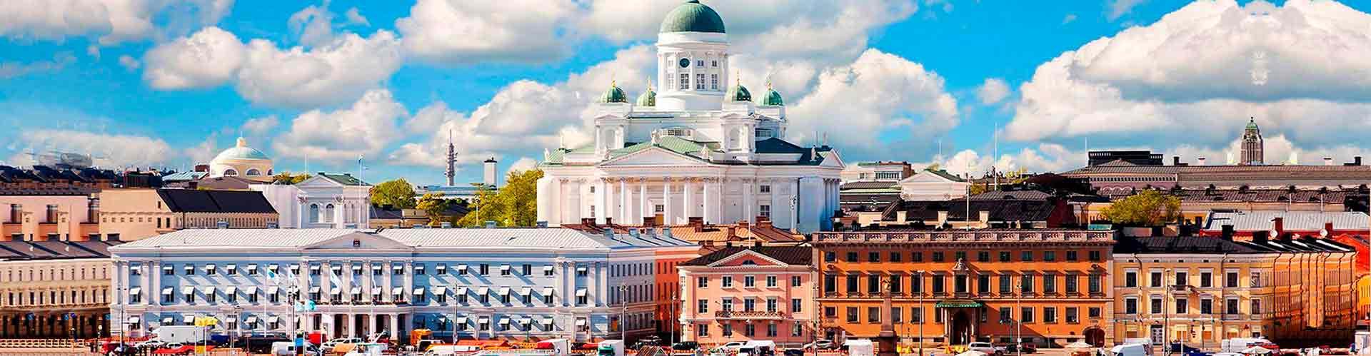 Free tours en Finlandia