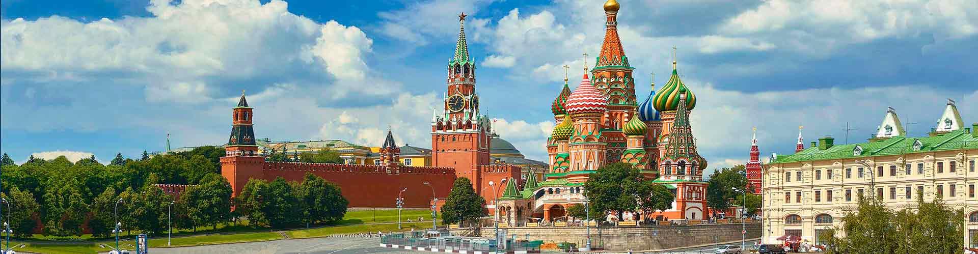 free tour Moscú