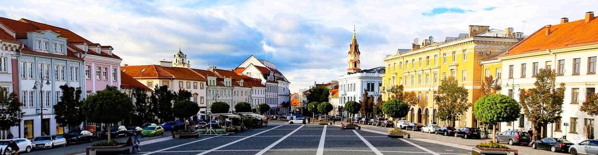free tours lituania