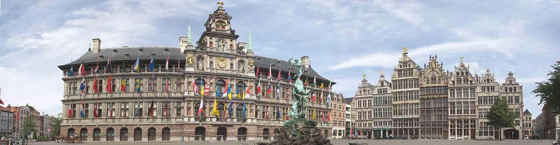 free tour Amberes - Turismo en Bélgica