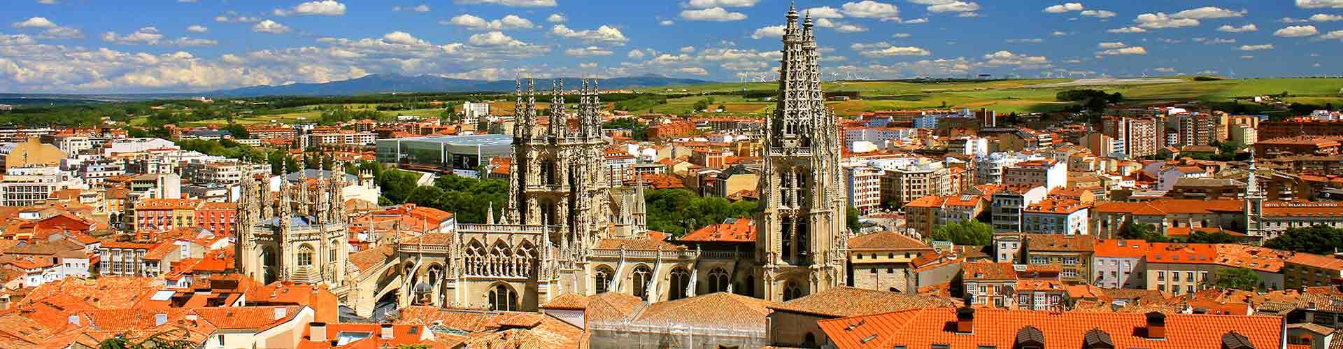free tour Burgos - Turismo de España