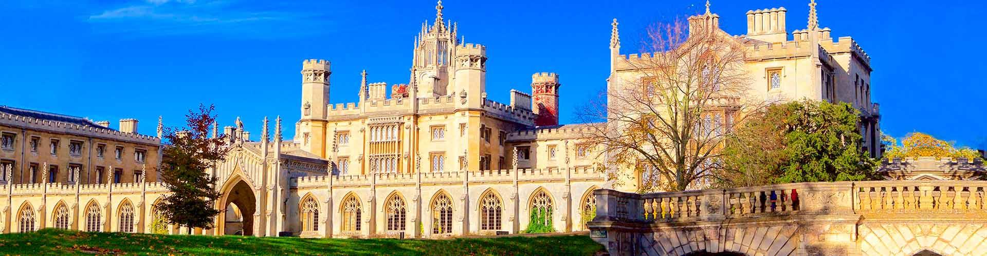 free tour Cambridge – turismo Reino Unido