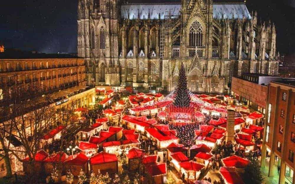 Free tour mercados de navidad