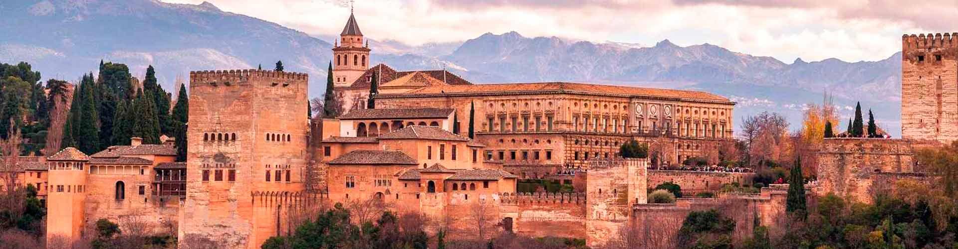 free tour granada – turismo andalucía