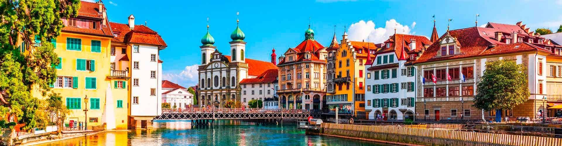 free tour lucerna – turismo suiza