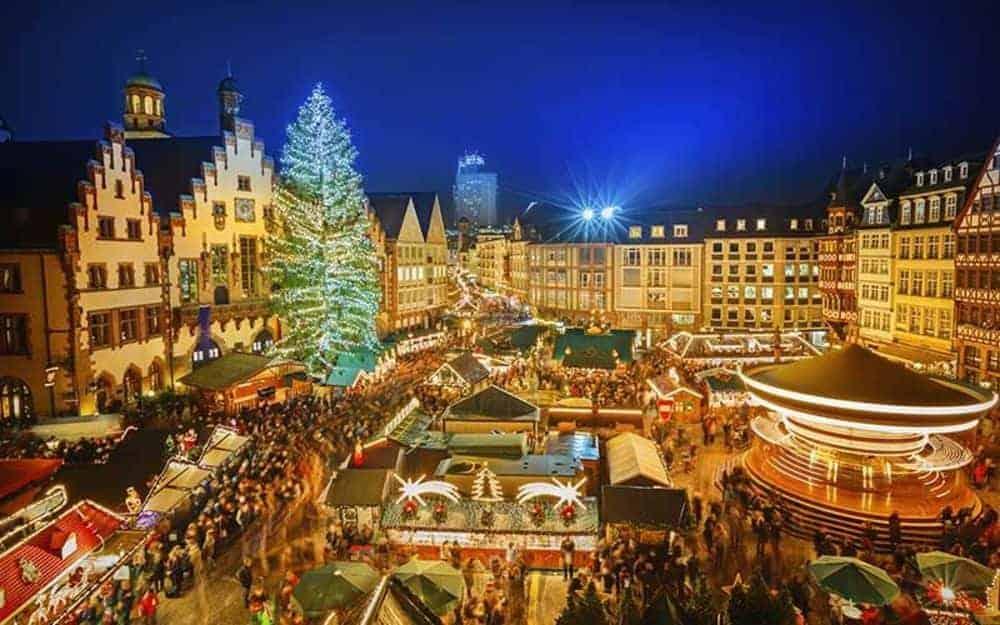 Mercados navideños Estrasburgo