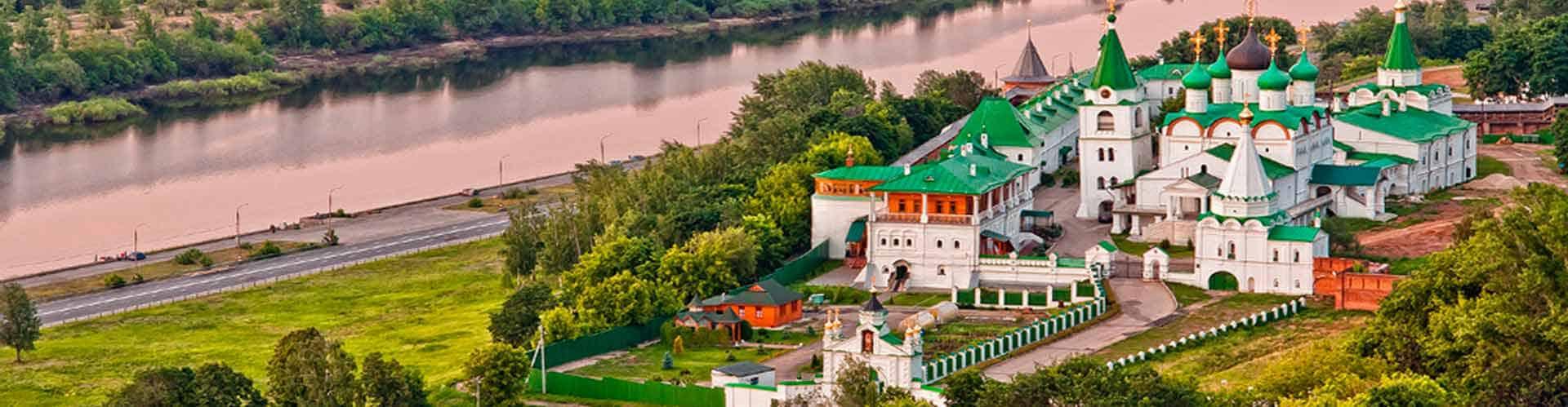 ree tour Nizhni Novgorod – turismo Rusia