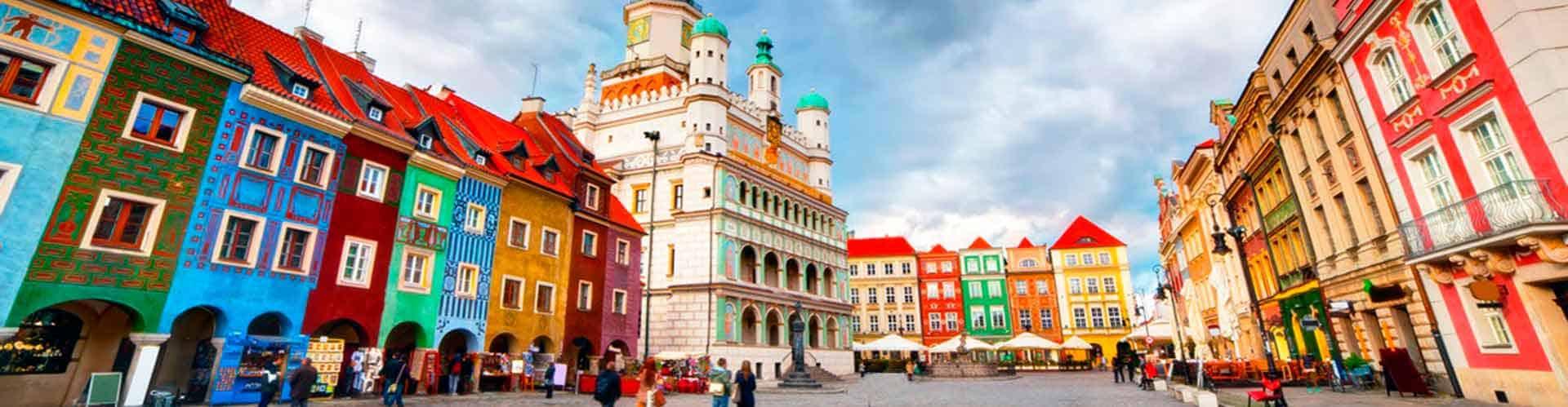 Free tour Poznan – turismo Polonia