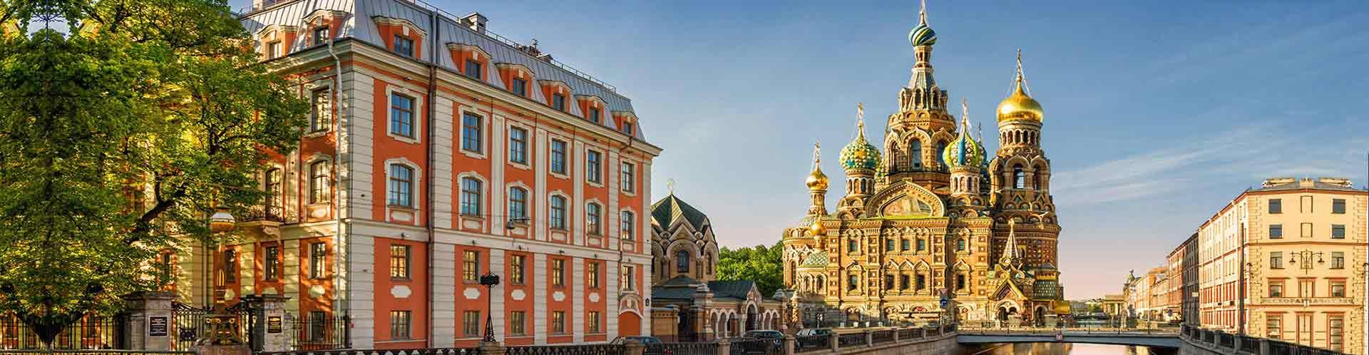 free tour San Petersburgo – turismo Rusia