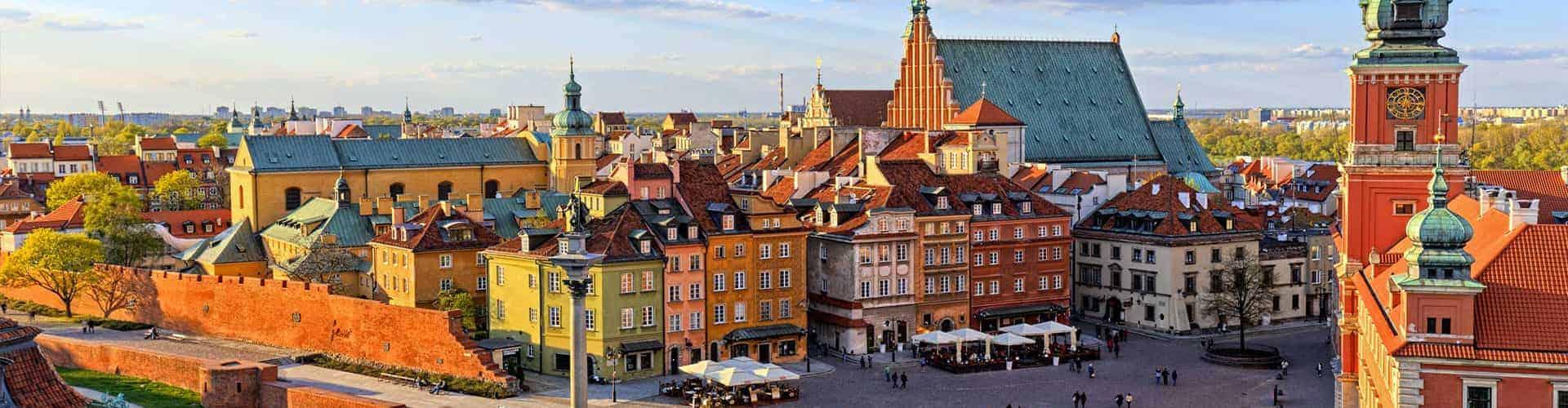 Free tour Varsovia – turismo Polonia