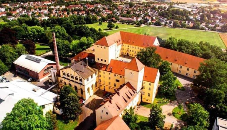 Foto cervecería más antigua del mundo, Abadía de Weihenstephaner