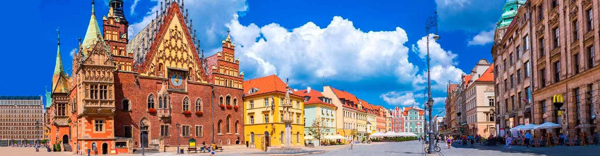 Free tour Wroclaw – turismo Polonia