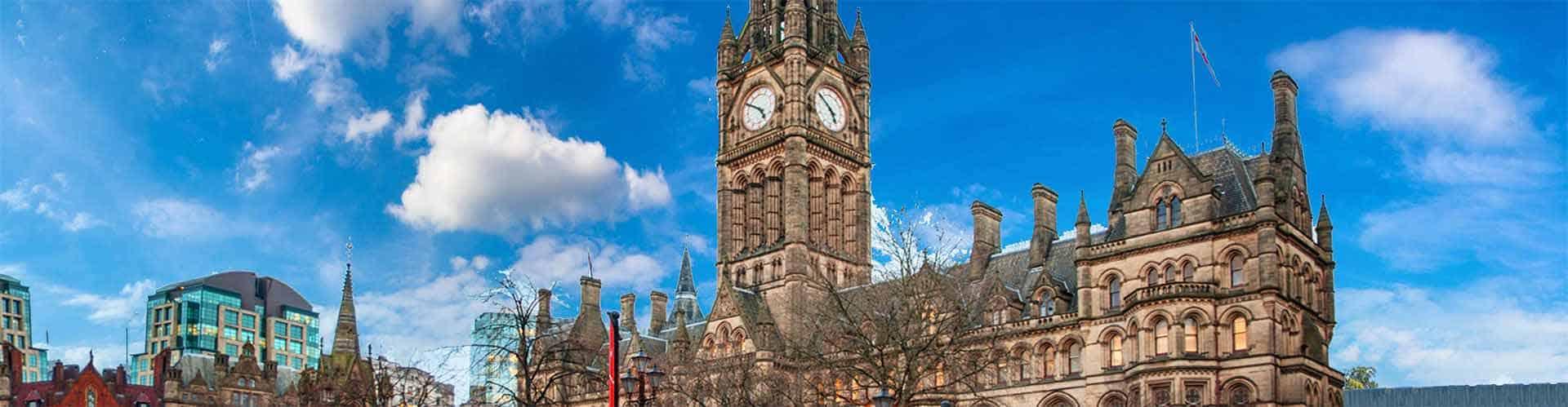Free Tour Mánchester - Turismo Reino Unido