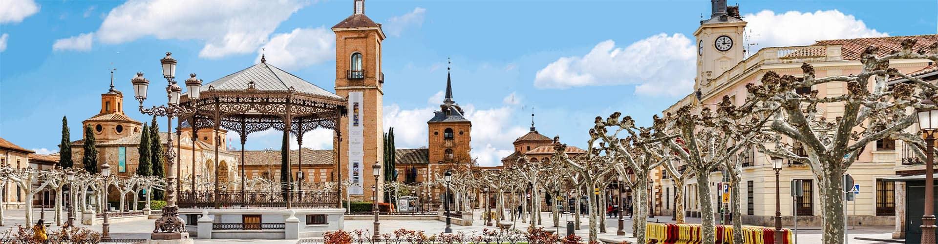 Free Tour Alcalá de Henares - Turismo de España