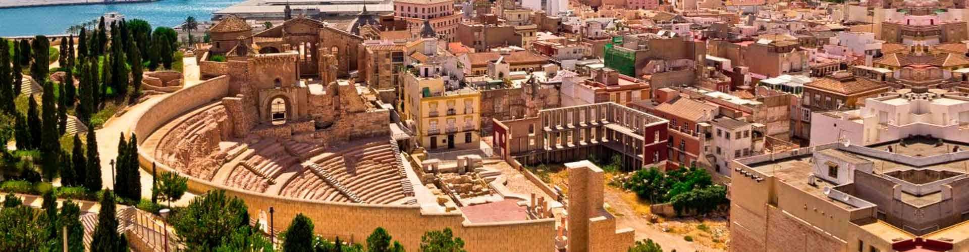 Free Tour Cartagena - Turismo España