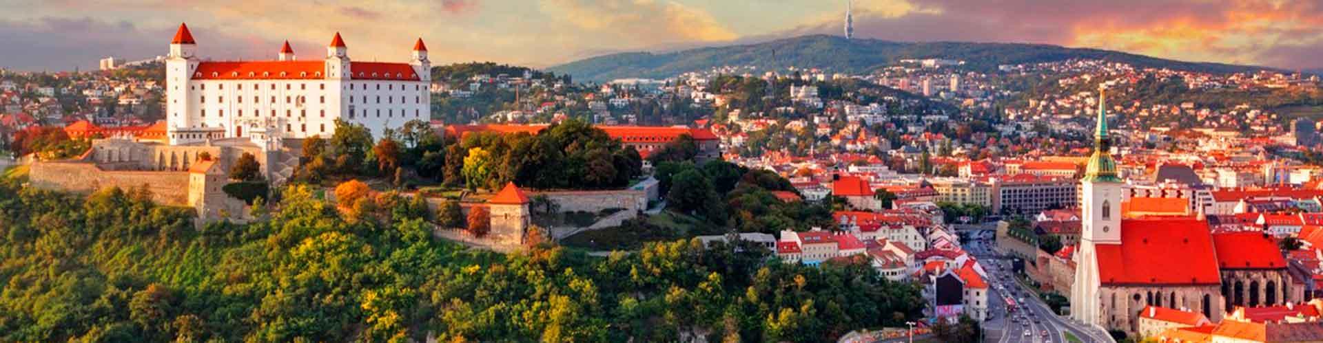 Free Tour Bratislava - Turismo Eslovaquia
