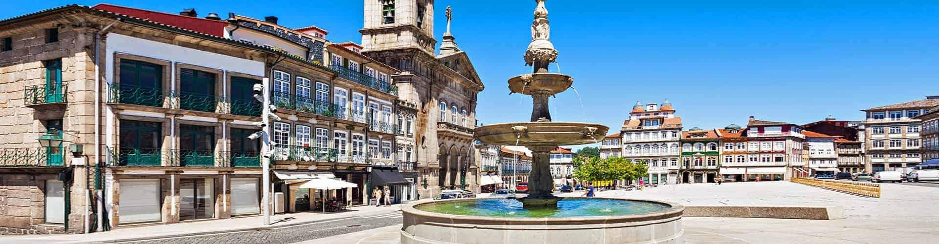 Free Tour Guimaraes - Turismo de Portugal