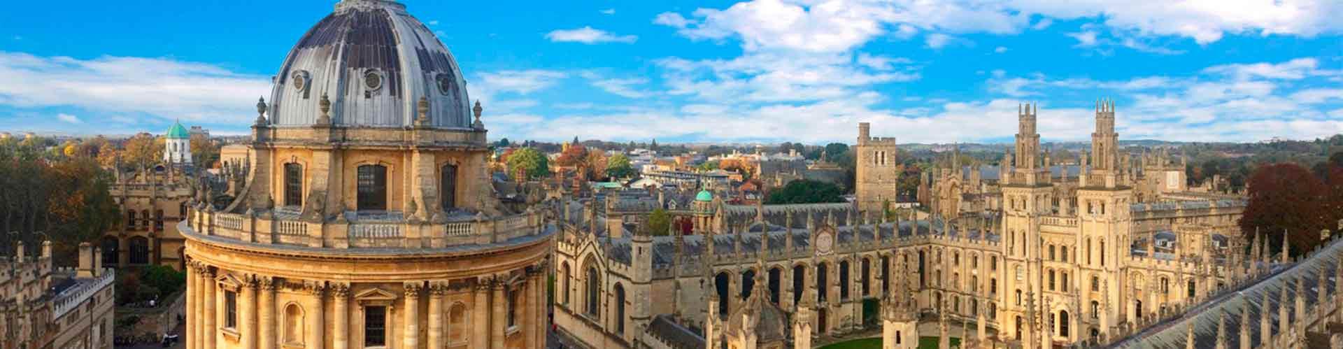 Free Tour Oxford - Turismo Reino Unido