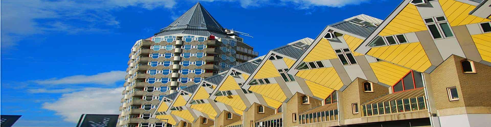 Free Tour Rotterdam - Turismo Países Bajos
