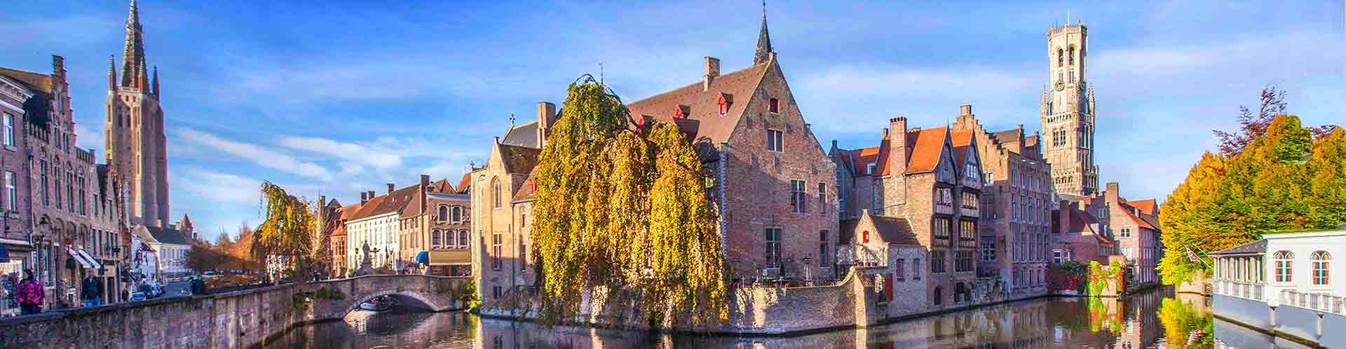 Free Tour Brujas - Turismo en Bélgica
