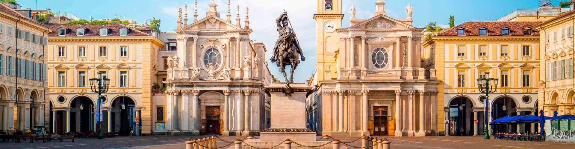 Free Tour Turín - Turismo Italia