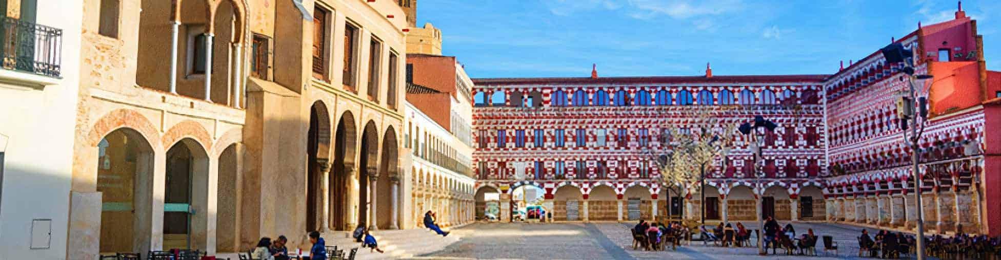 Free tour Badajoz - Turismo de España
