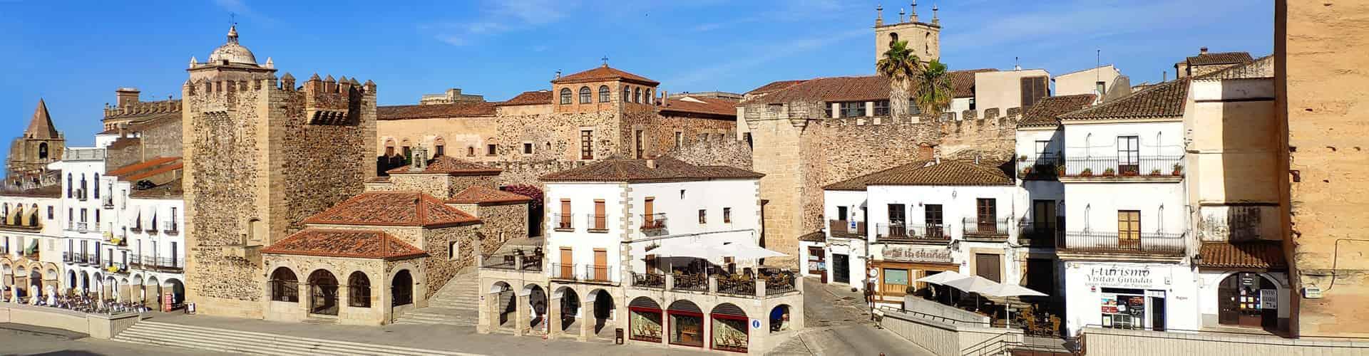 Free Tour Cáceres - Turismo de España