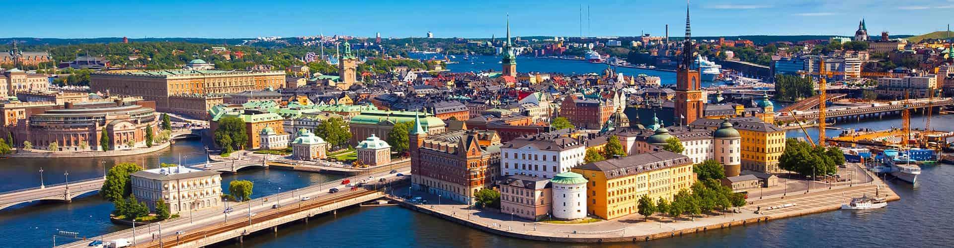 Visitas guiadas en Estocolmo - Turismo de Suecia