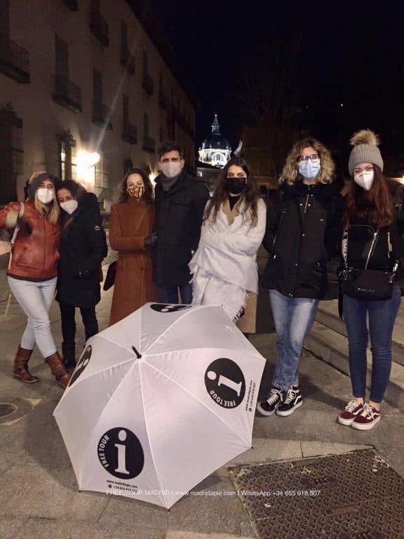 Free tour Inquisición Española en Madrid