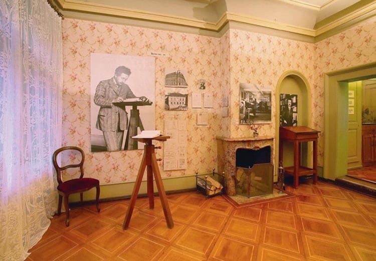 Casa de Einstein en Berna