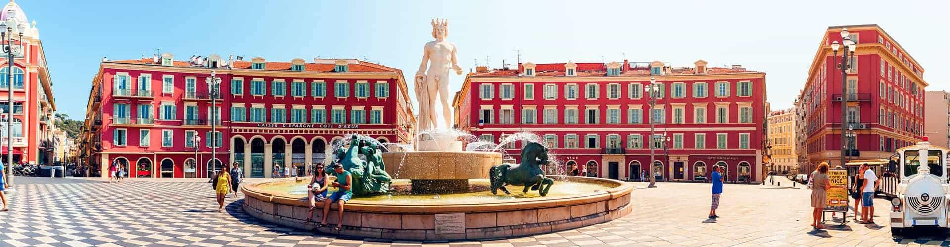 visitas guiadas en Niza