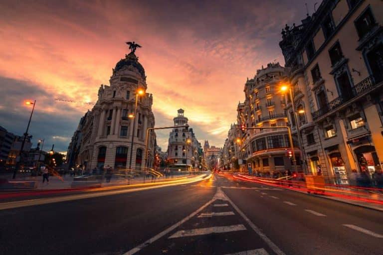 La gGran Vía - Las mejores atracciones de Madrid