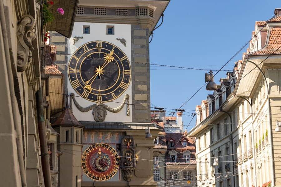 Torre del Reloj en Berna, Zytglogge