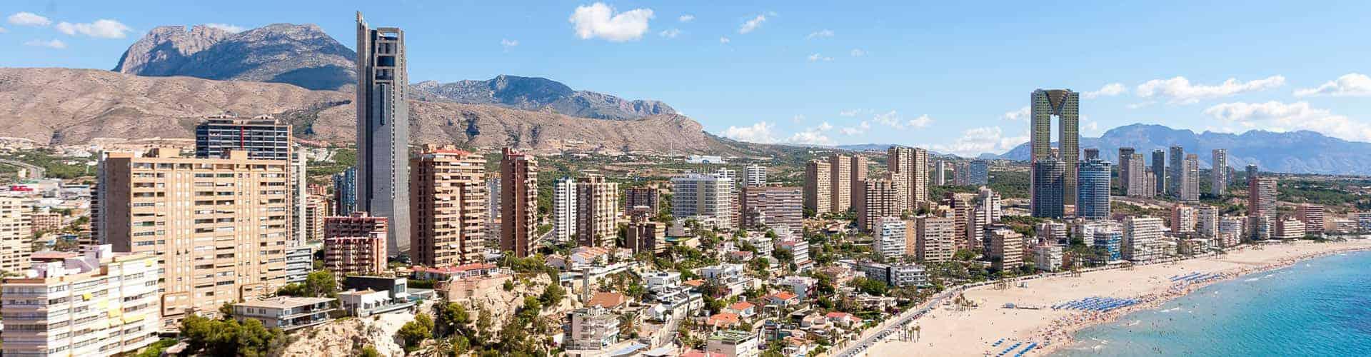 Visitas guiadas Benidorm - Turismo en Alicante