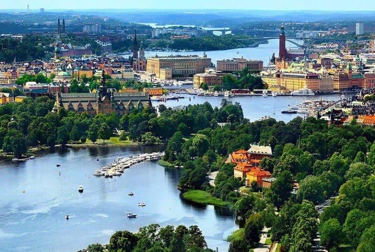 Cosas Gratis en Estocolmo