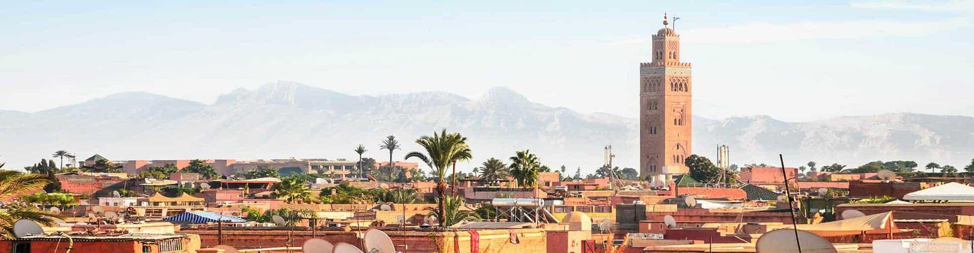 Free tour en Marrakech - Turismo en Marruecos