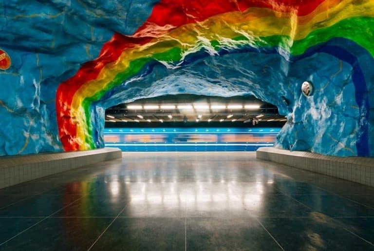 Metro de Estocolmo, qué hacer gratis