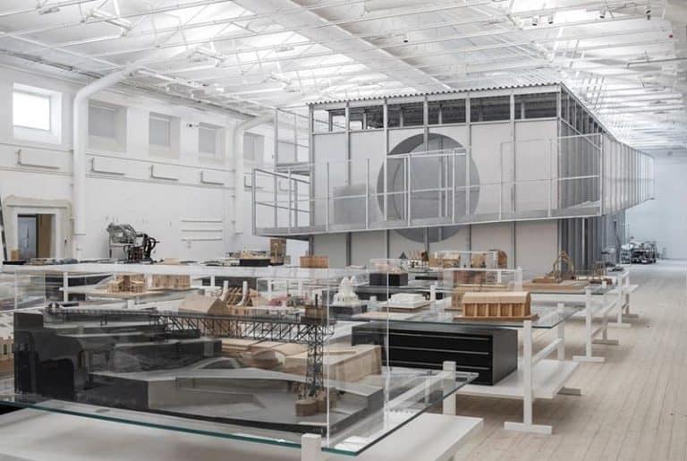 Museo ArkDes de Estocolomo, Qué ver Gratis