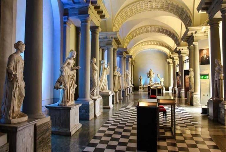 Visita gratuita al Museo Hallwyl