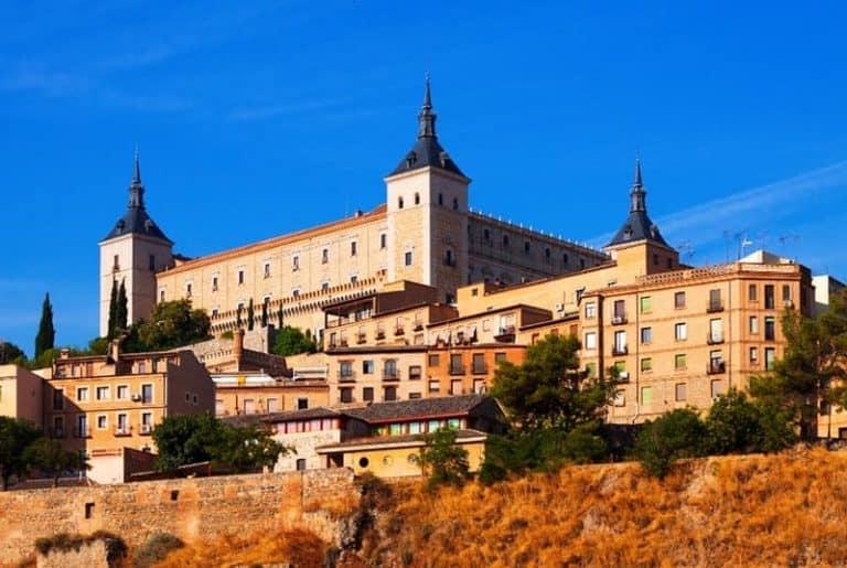 Visitar el Alcazar de Toledo