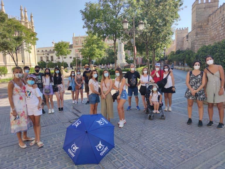 Free Tour Sevilla Monumental con Oway Tours