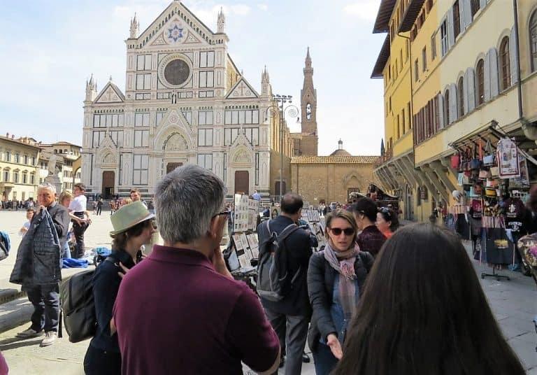 Free Tour de Florencia en español