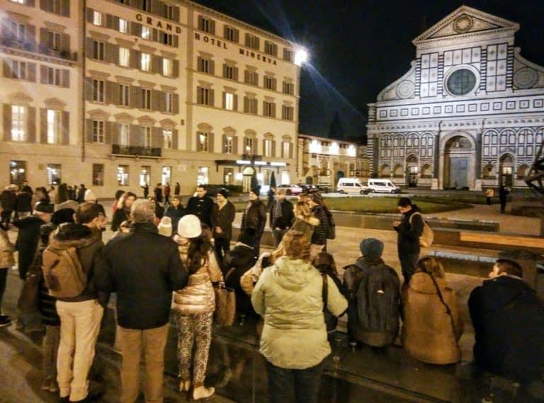 Free Tour de Florencia por la tarde
