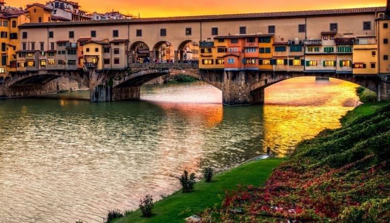 Free Tour Florencia al Atardecer