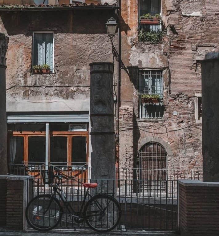 Free tour Barrio Judío de Roma