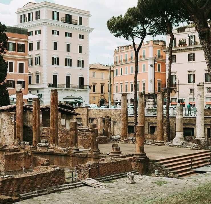 Free tour Barrio Judío de Roma con Recorriendo Roma