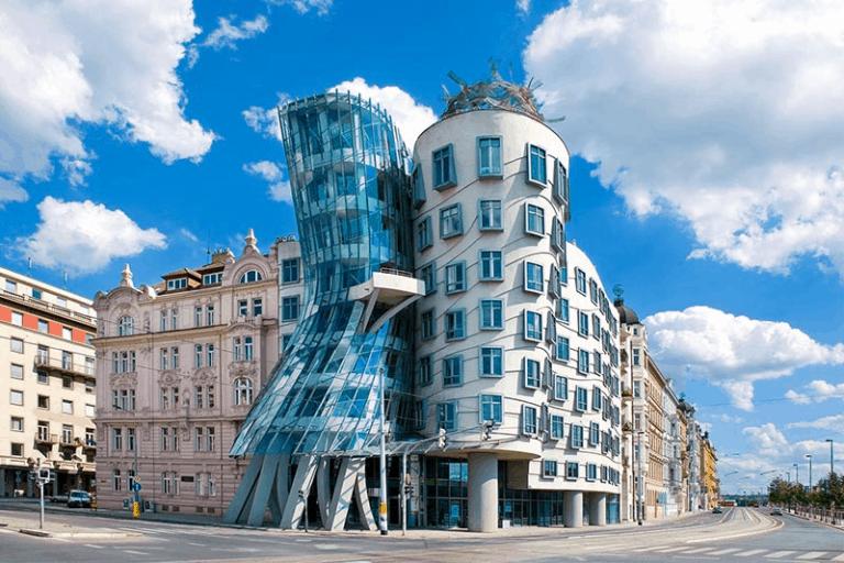 Tour ciudad nueva de Praga
