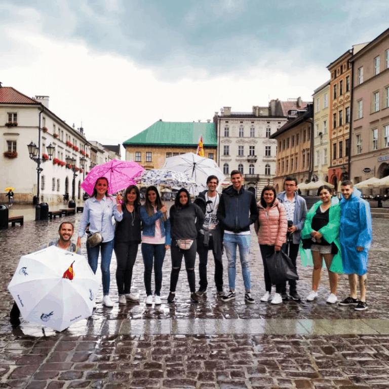 Free Tour imprescindible por el centro histórico de Cracovia