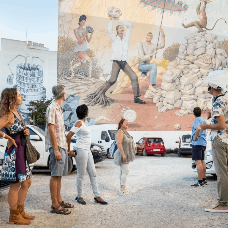 Free Tour de Sant Antoni
